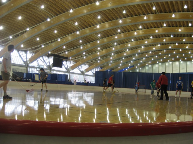 Olympic Oval Boards