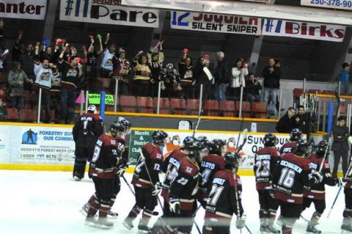 West Kelowna Warriors pic 2