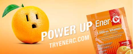 Power Up Orange